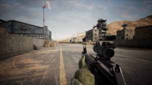 Play as CAG or Green Beret Special Forces Operator on Task Force Elite team