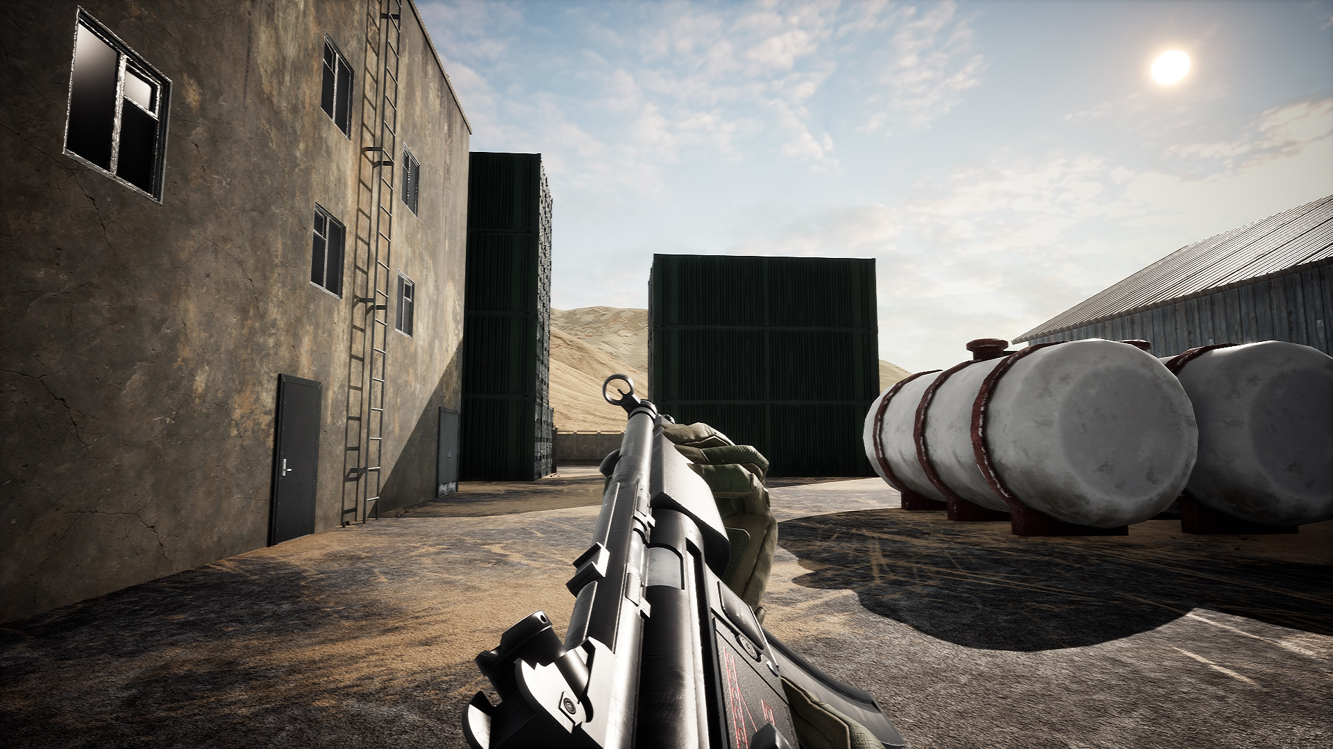 Tip of the Spear is gunning for best new military FPS of 2020
